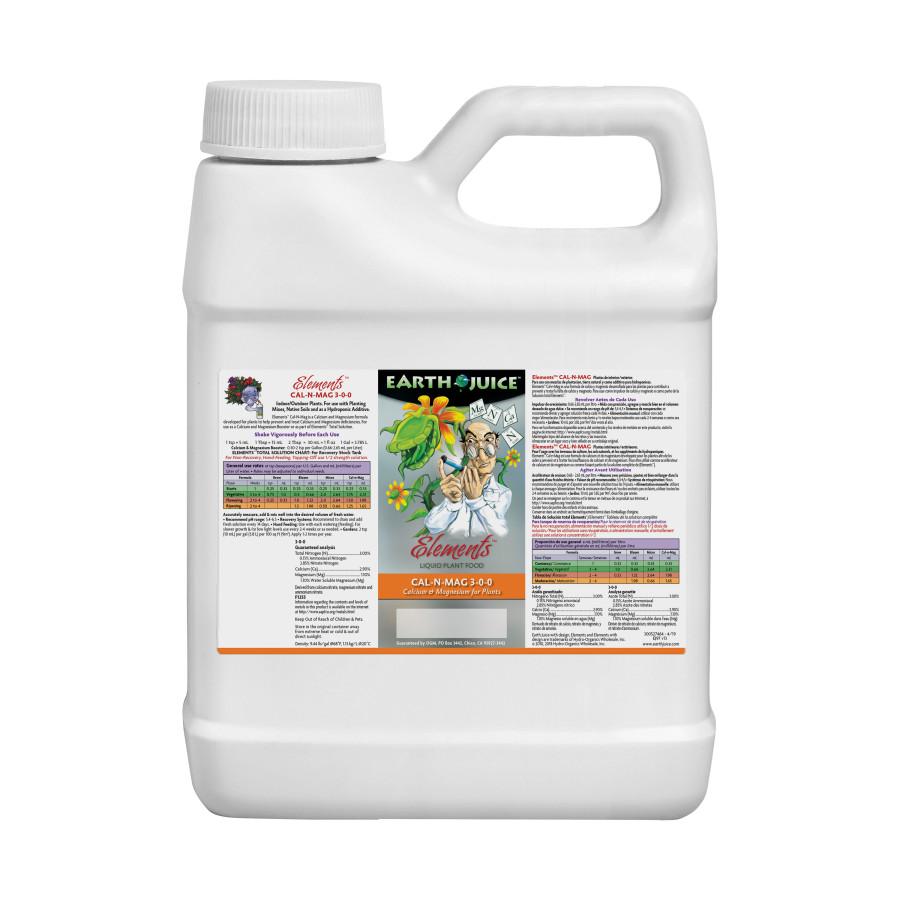Earth Juice Cal-N-Mag 2ea/2.5 gal