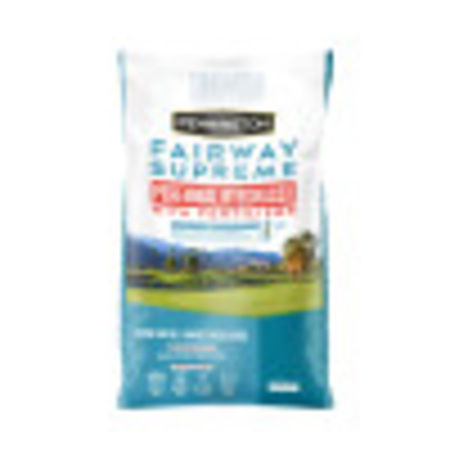 Pennington Fairway Supreme Perennial Ryegrass Seed Blend Powder Coated 1ea/25 lb