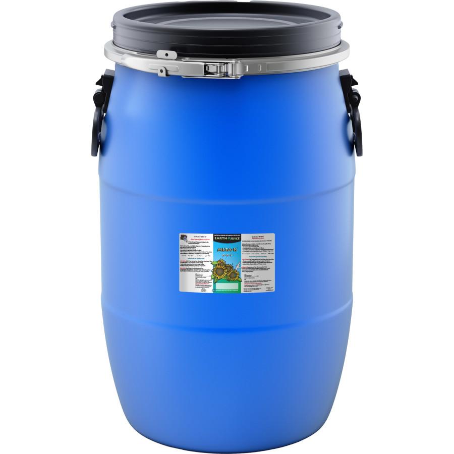 Earth Juice Meta-K Natural Liquid Potassium Fertilizer 0-0-5 1ea/55 gal