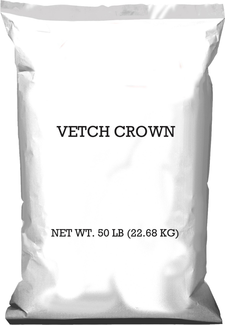 Pennington Vetch Crown 1ea/50 lb