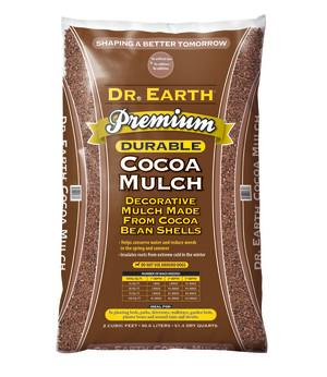 Dr. Earth Cocoa Mulch 1ea/2 cu ft