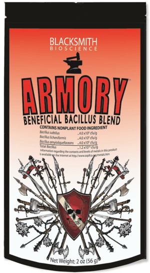 Blacksmith Bioscience Armory Beneficial Bacillus Blend 12ea/2 oz