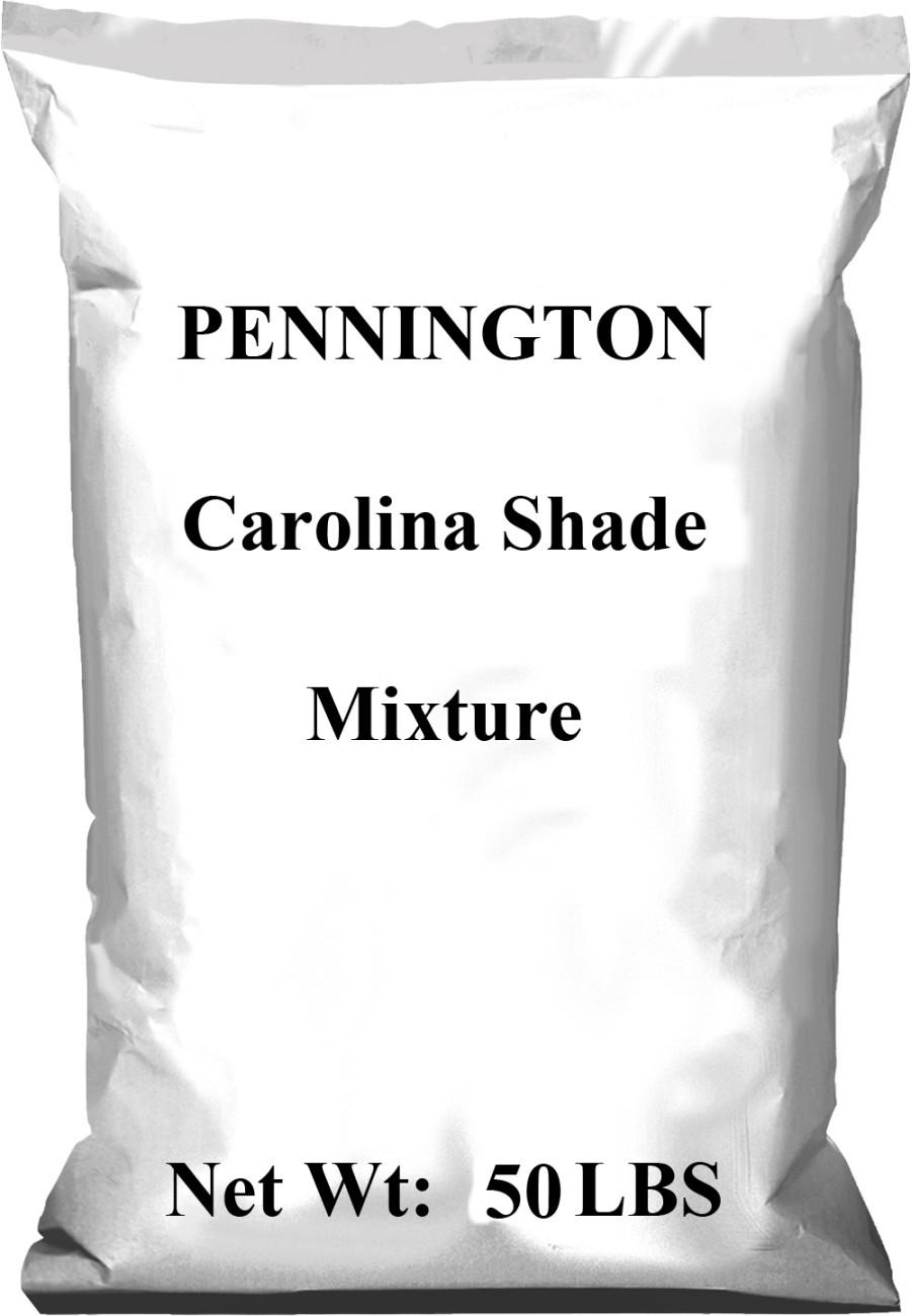 Pennington Carolina Shade Mixture Grass Seed 1ea/50 lb