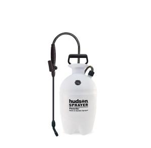 Hudson Favorite Home & Garden Pump Sprayer White 1ea/1 gal