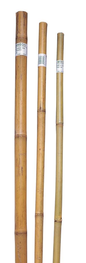 Bond Super Bamboo Pole Brown 30ea/6Ftx1.5 in