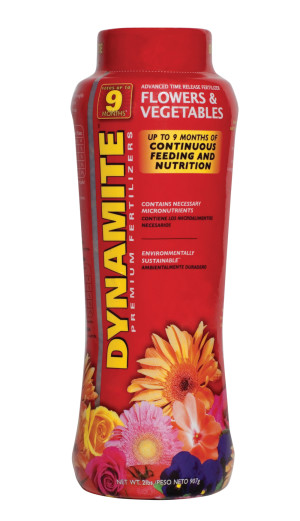 Dynamite Flower & Vegetables Fertilizer 13-13-13