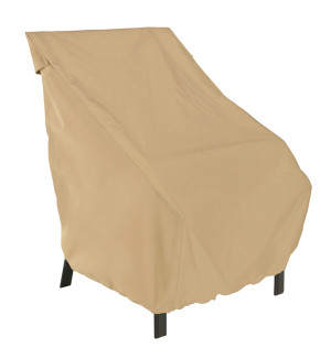 Classic Accessories Terrazzo Patio Cover Chair Standard Sand 6ea/20 in
