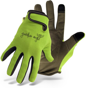 Boss Guardian Angel Touchscreen Mechanic Synthetic Leather Palm