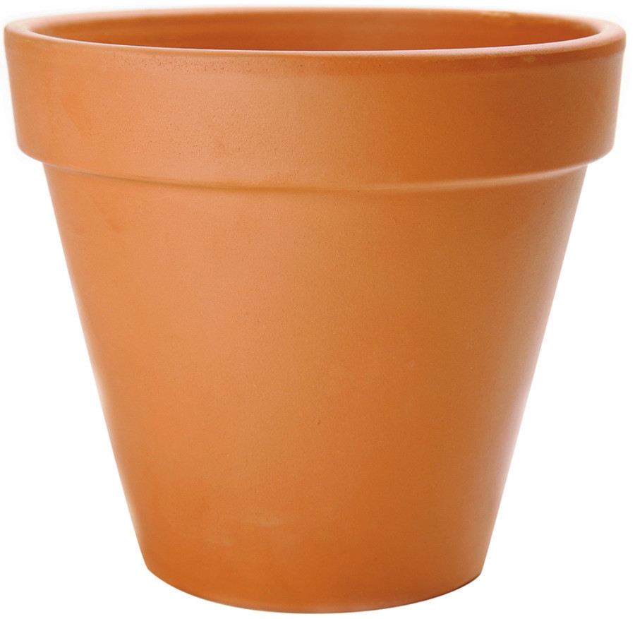 Pennington Standard Pot Terra Cotta 4ea/10 in